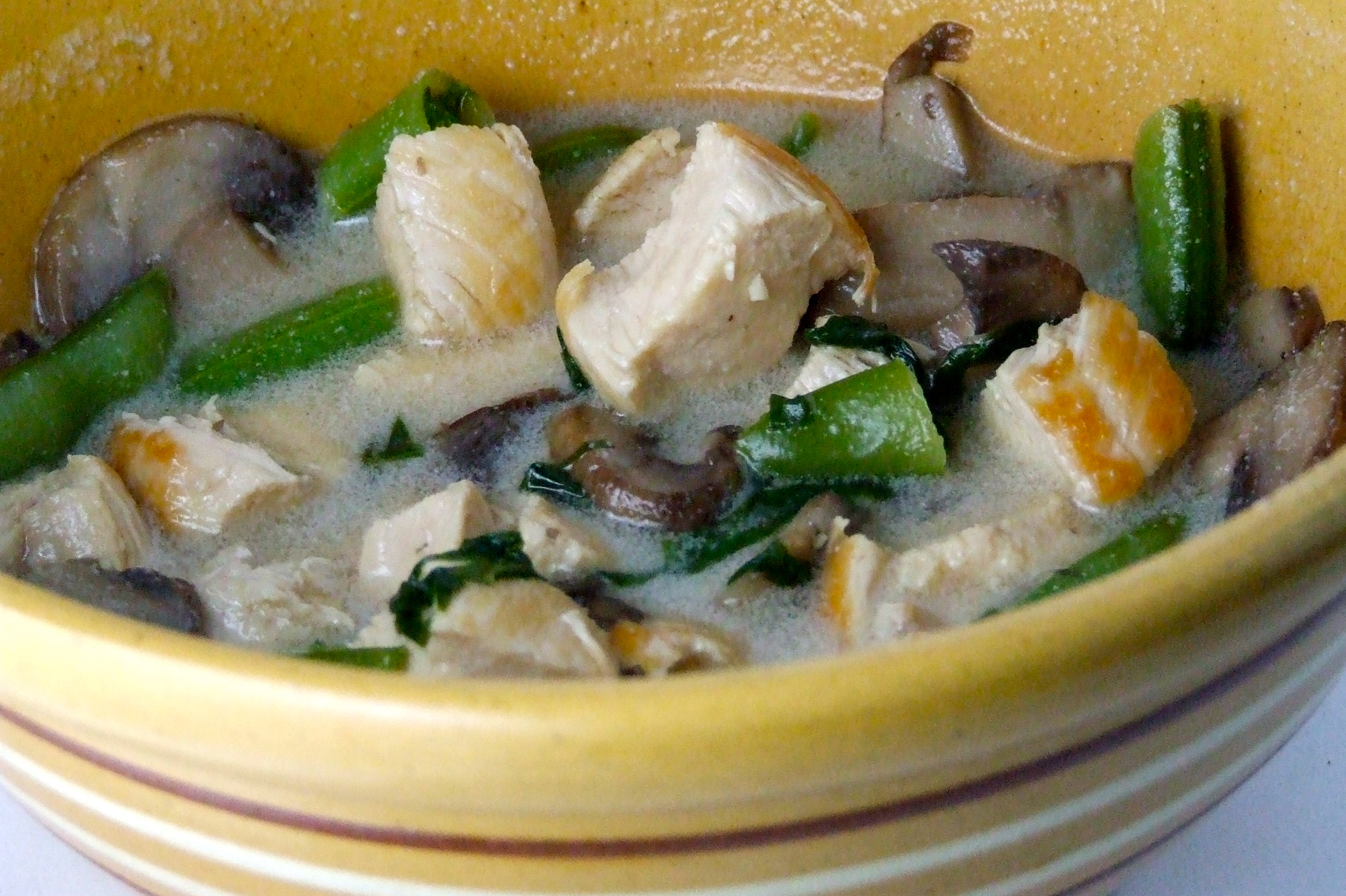 Soupy Sundays: Hot-and-Sour Coconut Soup