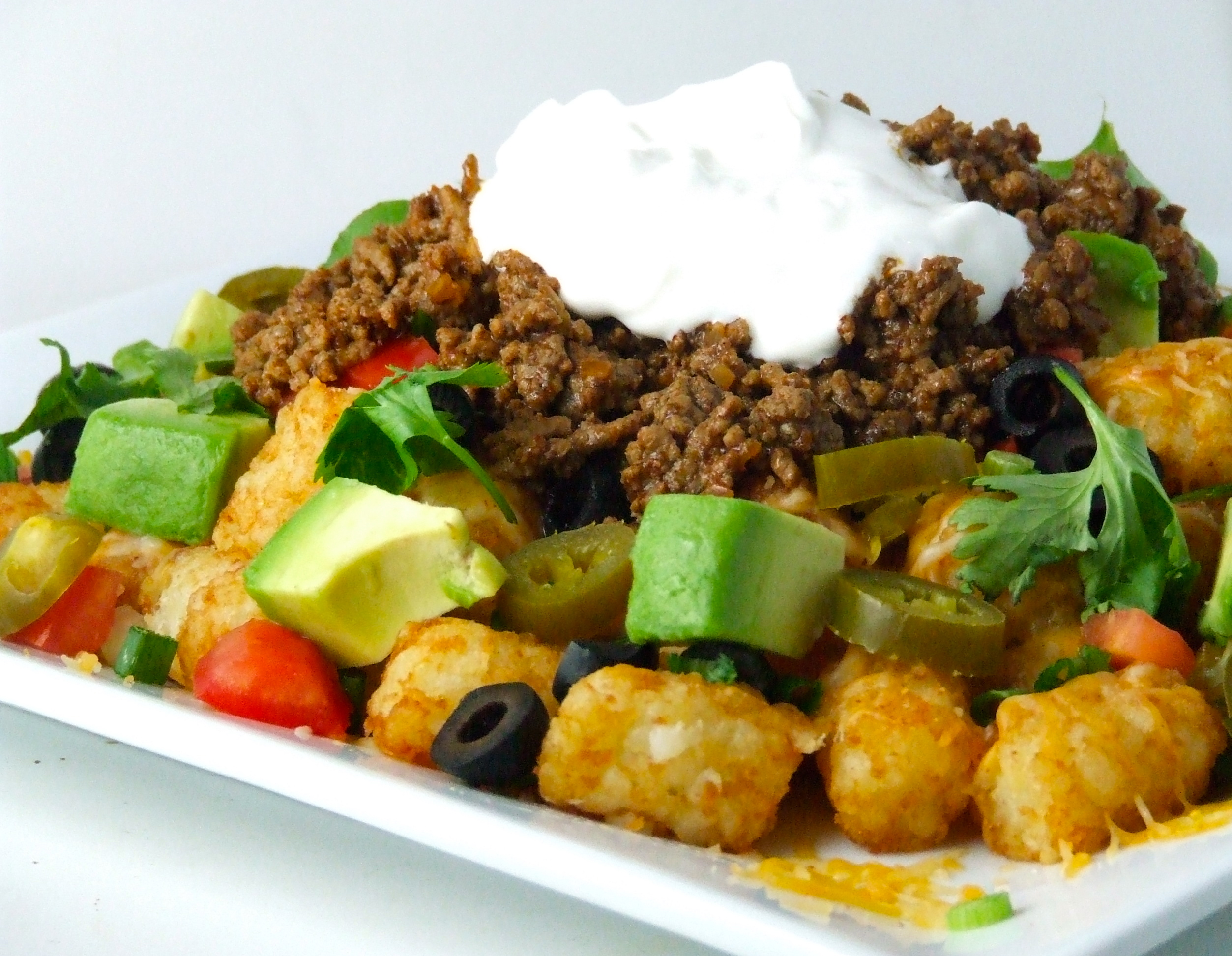 Touchdown Thursdays: Totchos | Someone Left The Cake Out In The Rain