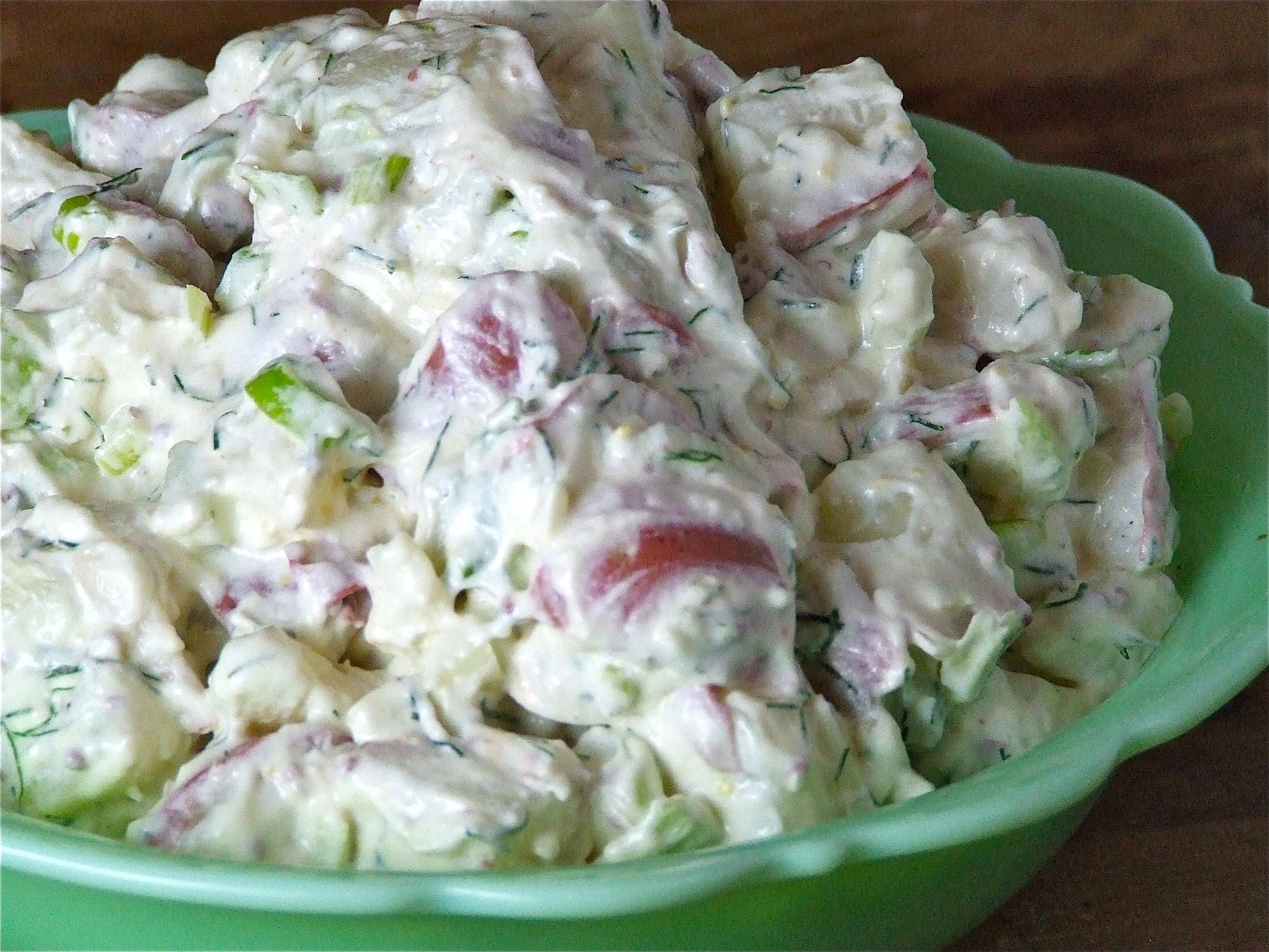 Potato Salad Recipe Without Eggs