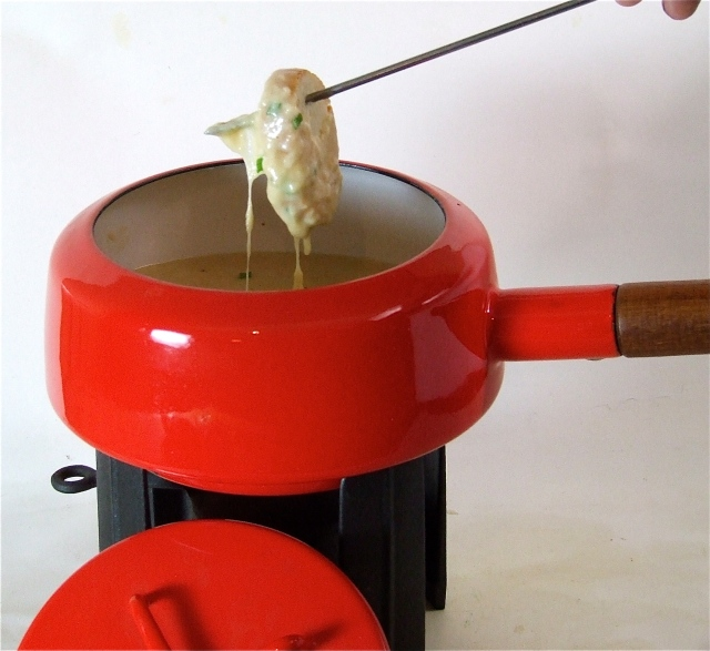 Beer Swiss Fondue