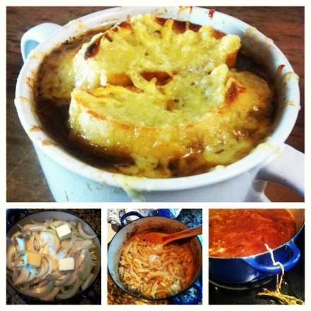 French Onion Soup Comp