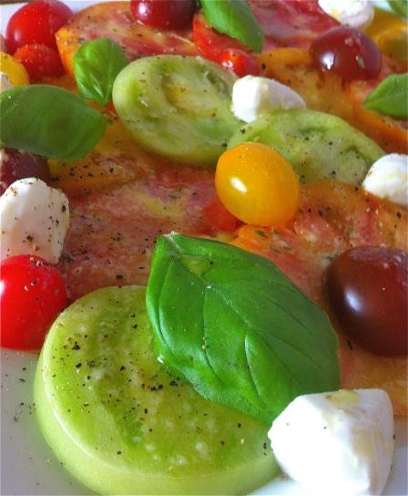 Heirloom Tomato Salad 2