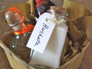 Horchata Gift Basket